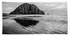 Morro Rock II Bath Towel