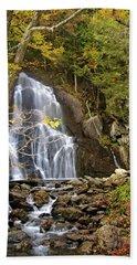 Moss Glen Falls Hand Towel