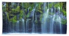 Mossbrae Falls - 05 Hand Towel