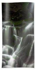 Mossy Waterfall Bath Towel