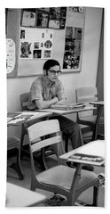 Most Scholarly Student, 1972 Bath Towel