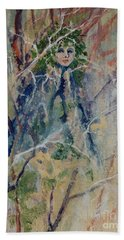 Mother Nature Hand Towel