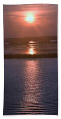 Hand Towel featuring the photograph Mother Natures Mood Swings by John Glass