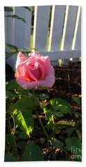 Mothers Day Rose Hand Towel