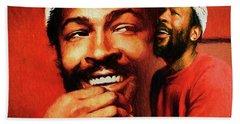 Motown Genius Hand Towel