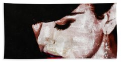 Moulin Rouge - Nicole Kidman Hand Towel