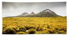 Mount Arrowsmith Tasmania Australia Hand Towel