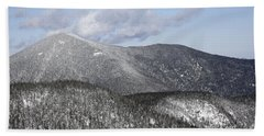 Mount Carrigain - White Mountains New Hampshire Usa Bath Towel