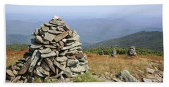 Mount Moosilauke - White Mountains New Hampshire Bath Towel