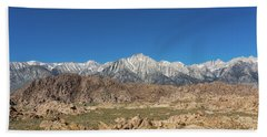 Mount Whitney  Hand Towel