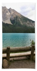 Mountain Calm Bath Towel