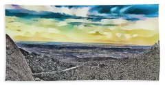 Mountain Landscape 7 Hand Towel