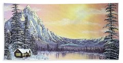 Mountain Majesty Hand Towel