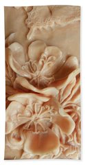 Mountain Meadow Original Clay - Primrose Detail Hand Towel