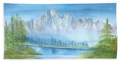 Mountain Mist Hand Towel