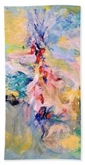 Mountain Range Bath Towel