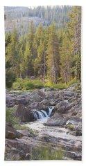 Mountain Stream Hand Towel