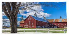 Mountain View Barn Hand Towel