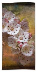 Mountain Laurel Bath Towel