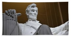 Mr. Lincoln Hand Towel