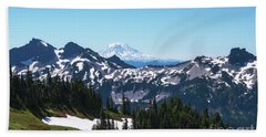 Mt Adams II Bath Towel