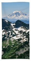 Mt Adams Bath Towel
