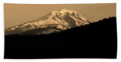 Mt. Adams Sunrise 2 Hand Towel