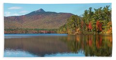 Mt Chocorua In Autumn Bath Towel