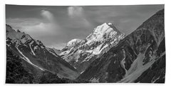 Mt Cook Wilderness Hand Towel