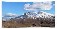 Mt Saint Helens Hand Towel