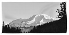 Mt Shasta Hand Towel