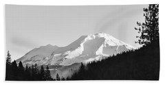 Mt Shasta Bath Towel