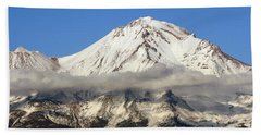 Mt. Shasta Summit Hand Towel