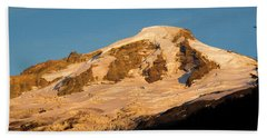 Mt.baker At Sunset  Hand Towel