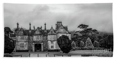 Muckross House In Bw   Bath Towel