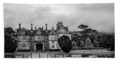 Muckross House In Bw   Hand Towel
