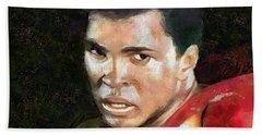 Muhammad Ali - Legend Bath Towel