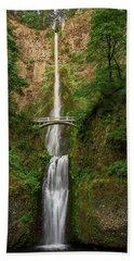Multnomah Falls Hand Towel
