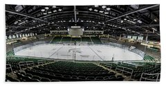 Munn Ice Arena  Bath Towel