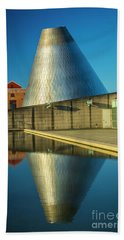 Museum Of Glass Tower Hand Towel