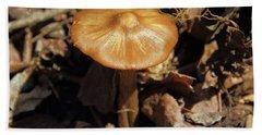 Mushroom Rising Hand Towel