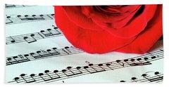 Music Lover  Bath Towel