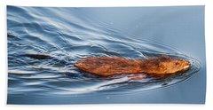 Muskrat Speed Swiming Hand Towel