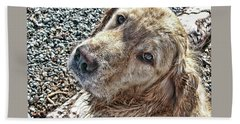 My Boy Bath Towel