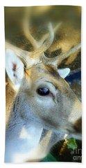 My Deer One Bath Towel
