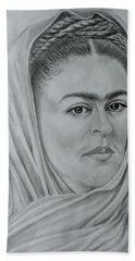 My Frida... Hand Towel