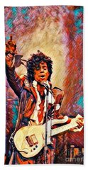 My Name Is    -  Prince Hand Towel