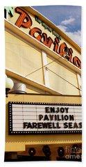 Myrtle Beach Pavilion Farewell Bath Towel by Bob Pardue