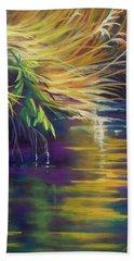 Mystic Grasses Bath Towel