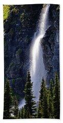 Mystical Waterfall Hand Towel